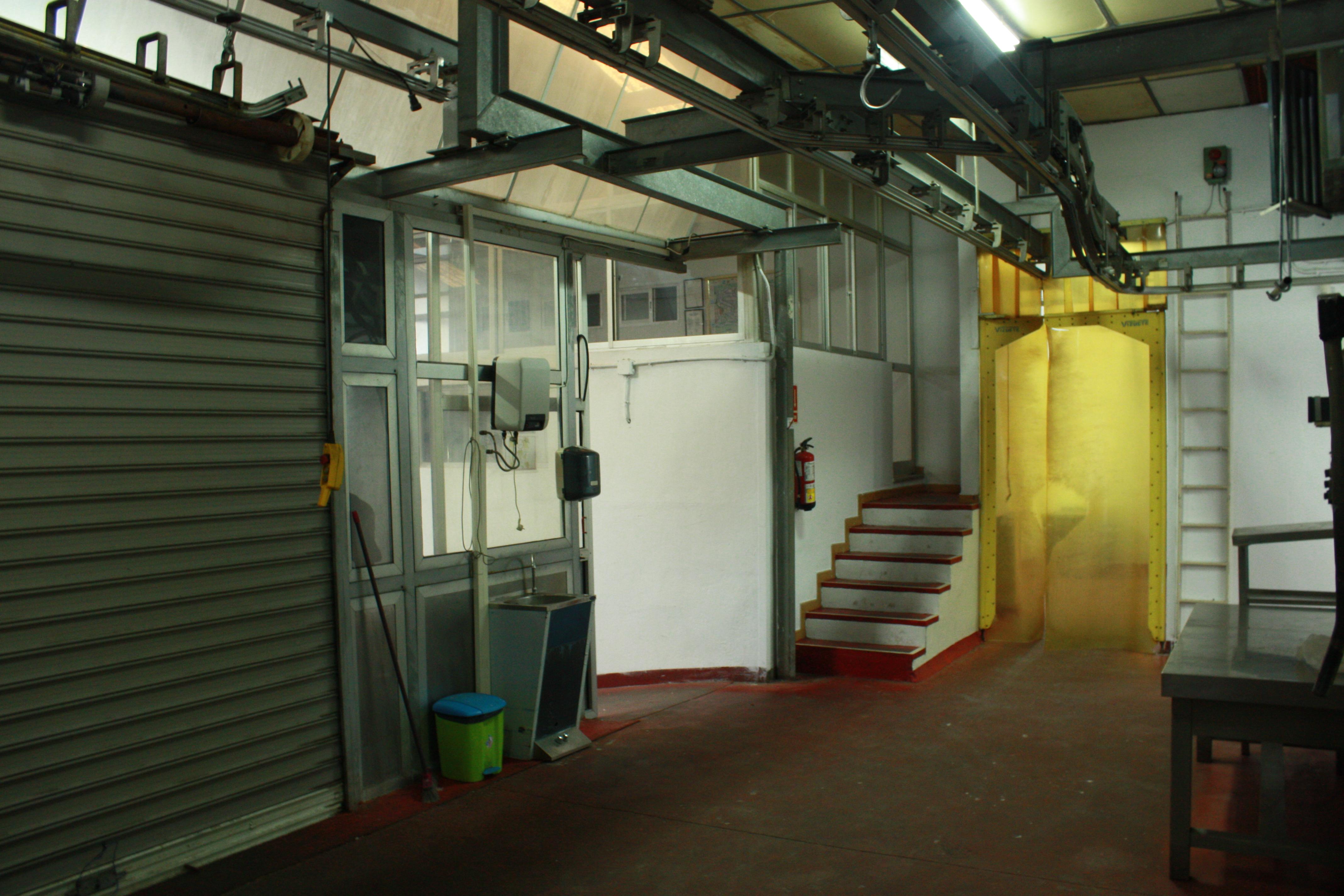 Excellent cold storage warehouse in El Viso (Málaga)-For Sale